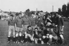 Říčany cca v r. 1945