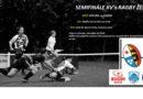 Říčanské ragbistky si zahrají finále Mistrovství ČR v patnáctkách
