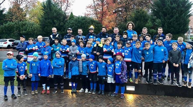V italské Viadaně vybojovaly říčanské děti celkové druhé místo