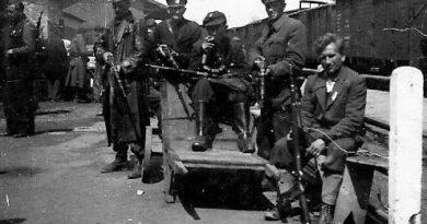 Květnové události roku 1945 ve vzpomínce Míly Kohouta