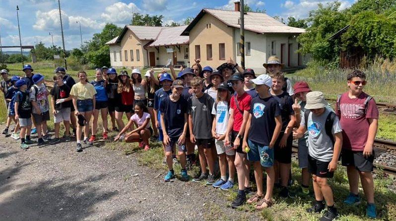 Tábor v Lubenci